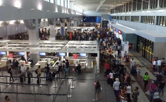 Contrato de concessão do aeroporto de Salvador será assinado até 27 de julho