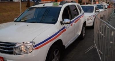 Acidente entre taxistas deixa um morto e um ferido em Feira de Santana