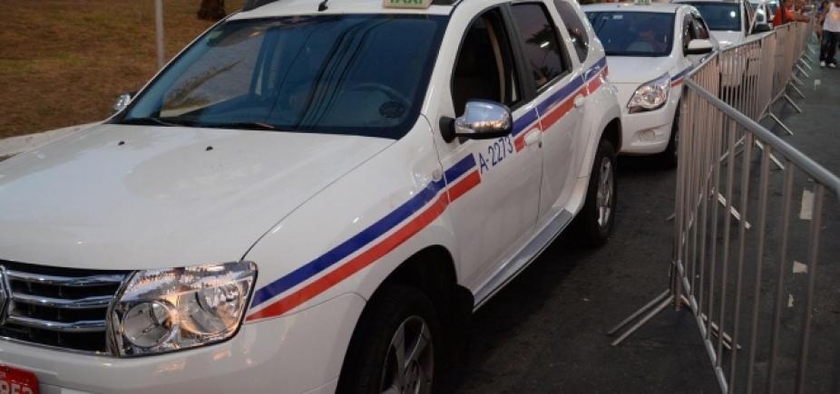 [Acidente entre taxistas deixa um morto e um ferido em Feira de Santana]