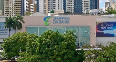 Shopping da Bahia é autuado pela Prefeitura por publicidade irregular
