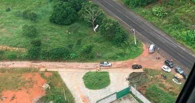 Acidente grave deixa dois mortos e três feridos em São Sebastião do Passé