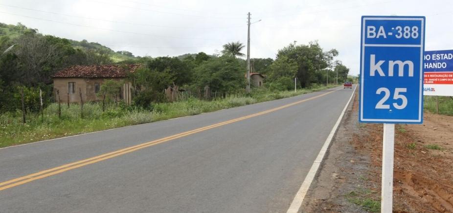 [Com empréstimos travados pelo governo federal, Rui promete revitalizar estradas com recurso próprio]