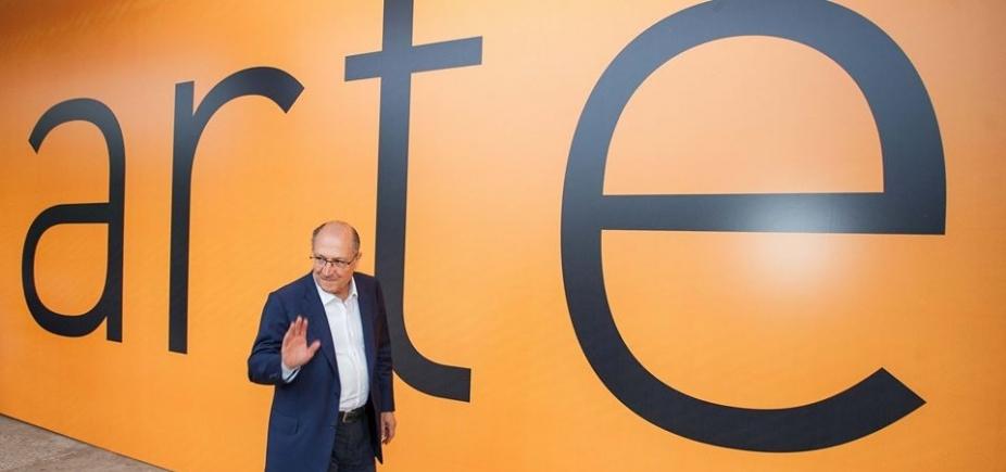 """[""""Podemos sair da base a qualquer momento\', dispara Alckmin sobre o PSDB]"""