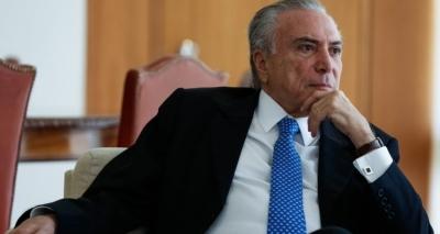 Polícia Federal diz que há 'evidências' com 'vigor' de corrupção praticada por Temer