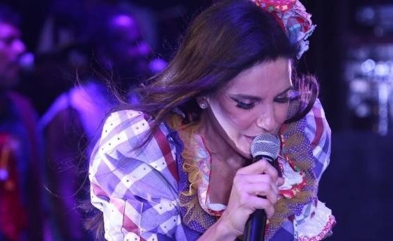 Ivete Sangalo manda mensagem de apoio para Fábio Assunção: É Deus contigo e nós também