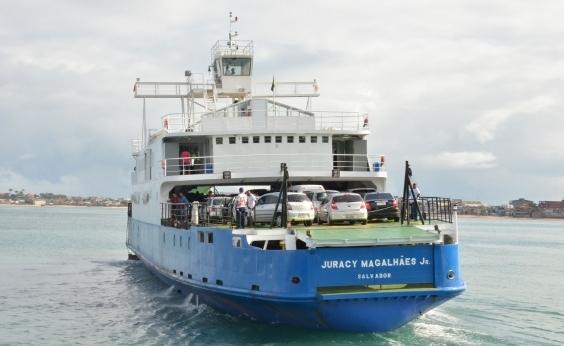 Ferry: passageiro tem que esperar 2h para embarque neste domingo