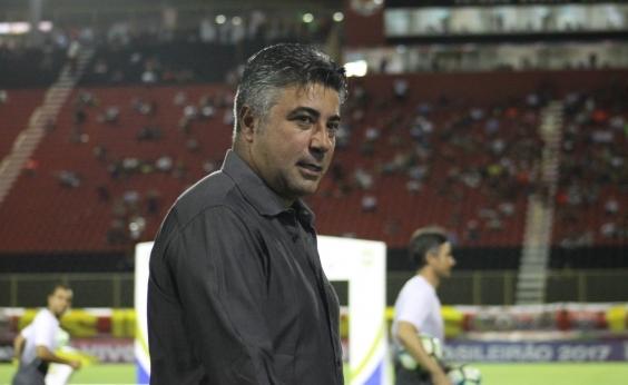 Gallo pede reforços para o Vitória na temporada 2017: Precisamos contratar