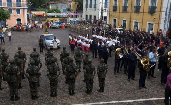 2 de Julho: Cachoeira inicia festejo da Independência da Bahia