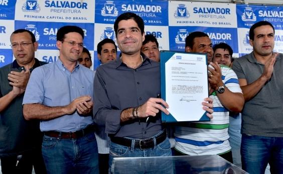 Prefeitura inicia recapeamento asfáltico no Alto do Peru