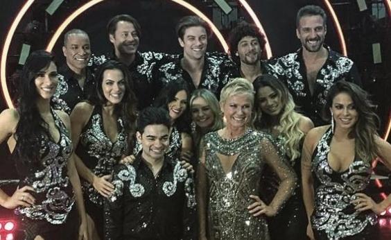Cantora baiana é uma das integrantes da nova temporada do reality Dancing Brasil
