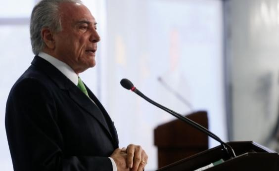 Denunciado, Temer cita ex-assessor da PGR e insinua favorecimento da JBS a Janot