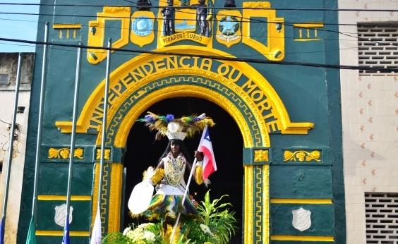 Festejos de Dois de Julho têm como tema Salvador - Marco da Independência