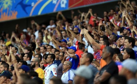 Só o triunfo nos interessa: Bahia se prepara para o BaVi de domingo