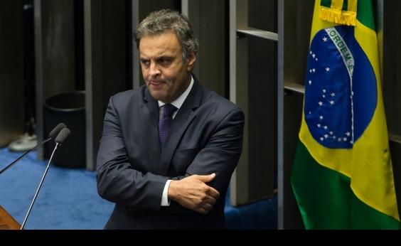 Aécio decide fechar escritório político em Belo Horizonte