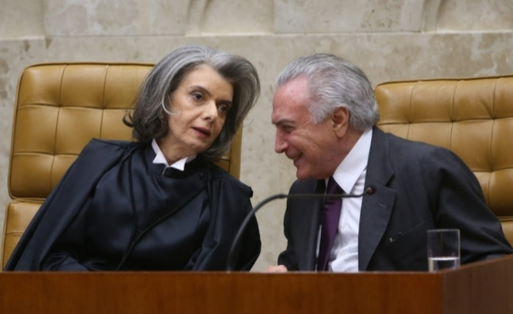 À Cármen Lucia, Temer diz que não vai apresentar defesa antes da denuncia da PGR