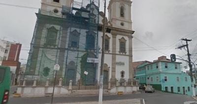 SALVADOR ☼  Cabos de semáforos são roubados e reparos fazem trânsito ser modificado em Nazaré