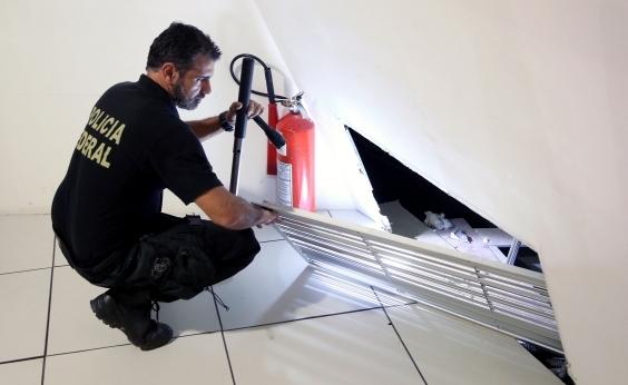Polícia Federal deflagra ação para combater tráfico de drogas no sul da Bahia