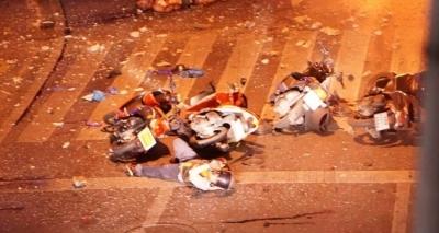 Atentado terrorista deixa pelo menos 21 mortos na Síria