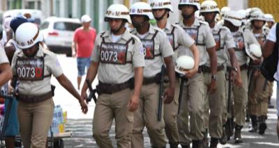 Salvador tem redução de 3,4% no número de mortes por crimes violentos