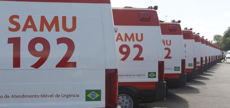 [Prefeitura de Salvador abre seleção para médicos do Samu; salário chega a R$ 8,5 mil ]