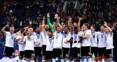 Alemanha assume topo do ranking da Fifa e desbanca o Brasil