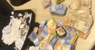 Sobe para 30 o número de pessoas presas pela PF por fraude no saque do FGTS