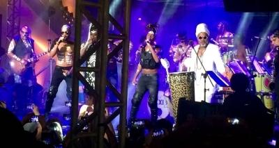 Brown anuncia cantores da Mukindala e Buja Ferreira como novos vocalistas da Timbalada