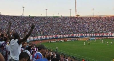 Bahia x Avaí: ingressos para a partida de domingo já estão à venda