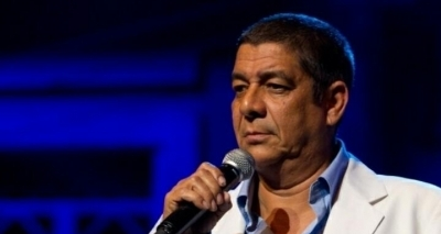 Zeca Pagodinho é hospitalizado após perder controle de veículo