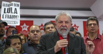 Lula volta a dizer que caso do tríplex é inconsistente: 'Única prova é a da minha inocência'