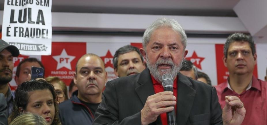 [Lula volta a dizer que caso do tríplex é inconsistente: \'Única prova é a da minha inocência\']