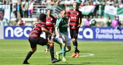De virada! Palmeiras goleia o Vitória por 4 a 2 em São Paulo