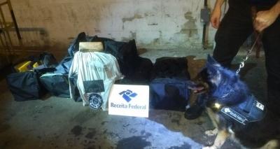 Mais de 200 kg de cocaína são apreendidos no Porto de Salvador
