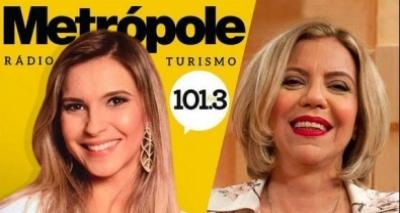 Lara Kertész entrevista Astrid Fontenelle no Metrópole Turismo desta segunda