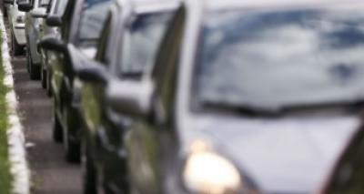 14 veículos são roubados em Salvador e RMS apenas neste sábado