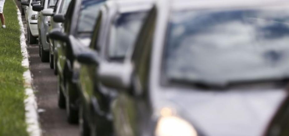[14 veículos são roubados em Salvador e RMS apenas neste sábado]