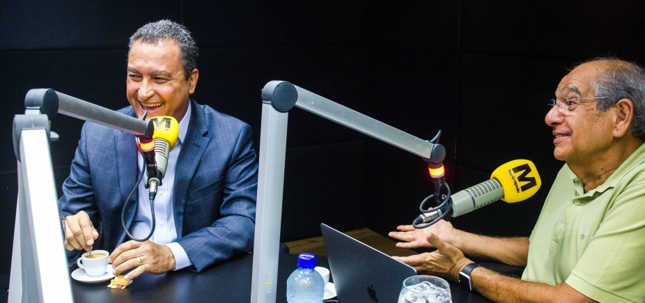 [MK entrevista Rui Costa direto do Palácio de Ondina nesta segunda; assista pelo Facebook ]