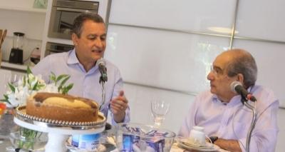 Rui anuncia recuperação de novas estradas na Bahia: 'Ritmo acelerado'