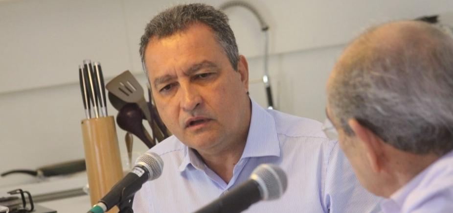 """[Governador diz que Moro é """"militante partidário"""" e critica condenação de Lula: \'Política\']"""