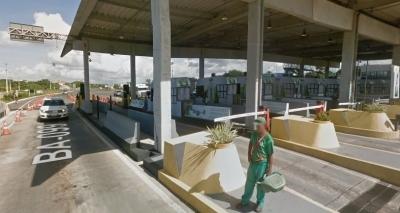 Funcionário do pedágio da Estrada do Coco morre após ser atropelado por caminhão
