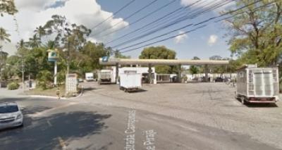 Cofre de posto de gasolina é explodido por bandidos em Pirajá