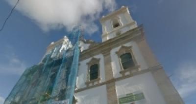 Recuperação da Igreja de Sant'Ana foi