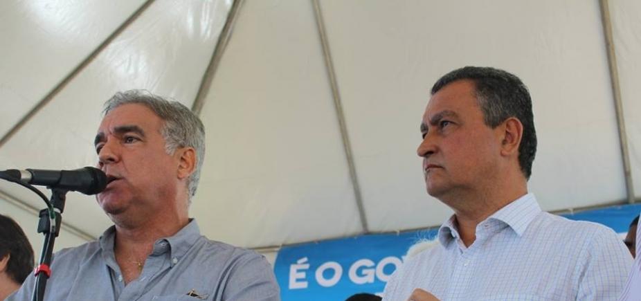 [Deputado Zé Neto defende atuação política de Rui Costa: \'Com os pés no chão\']