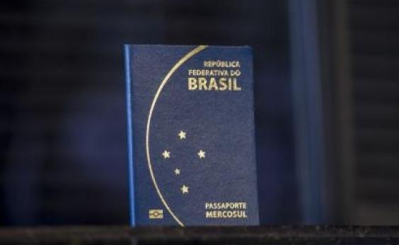 Liberação de verba para emissão de passaporte deve ser sancionada ainda nesta terça