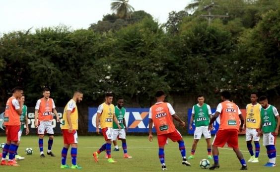 Sem Rodrigão, Bahia divulga lista de relacionados para jogo contra o Atlético Mineiro na quarta