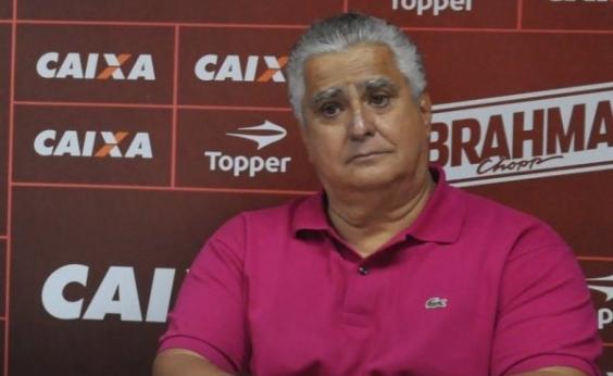 Vice-presidente do Vitória, Agenor Gordilho, se afasta do clube