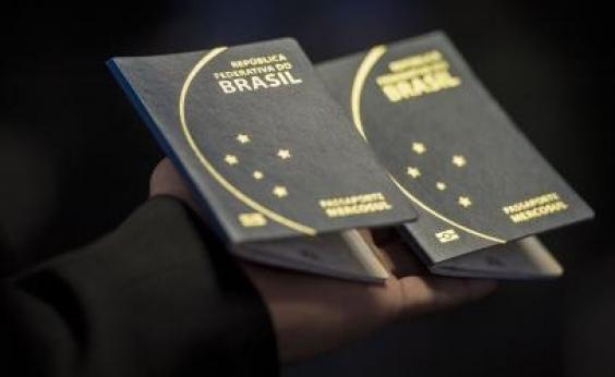 Presidente sanciona projeto que libera R$ 102,3 milhões para produção de passaportes