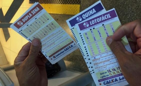 Apostadores de Feira de Santana faturam prêmio de R$ 5 milhões em bolão da Dupla Sena