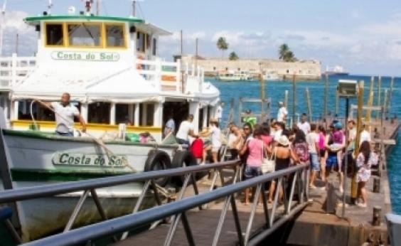 Travessia Salvador-Mar Grande será encerrada mais cedo nesta quinta