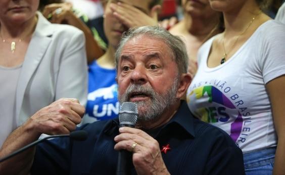 Defesa de Lula recorre contra bloqueio de bens em tribunal federal